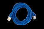 Kabel blau
