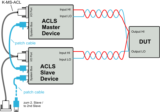 ACL Master Slave Parallel